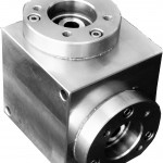 Stainless Steel Bevel Gearbox