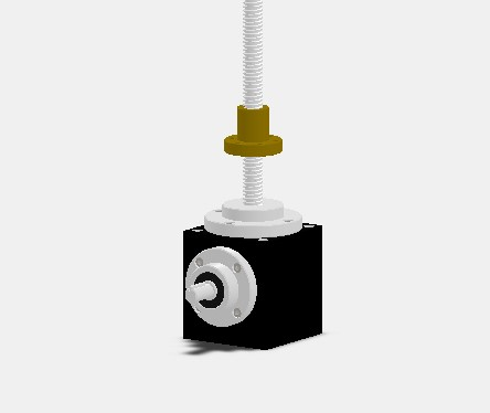 Screw-Jack, Bevel Jack